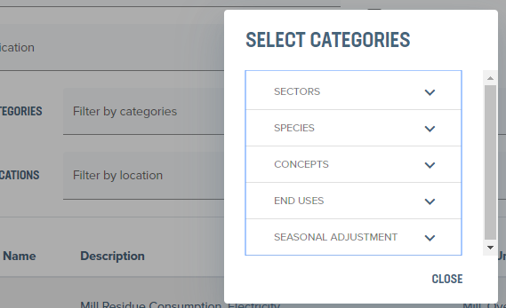 Browse Categories